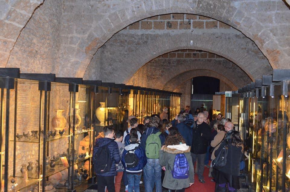 Settimana della cultura, ingresso gratuito alla Necropoli e al Museo