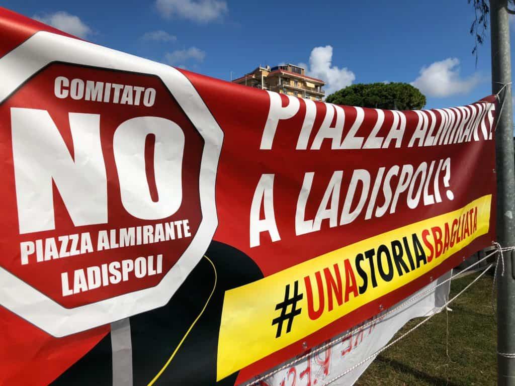 """Comitato No Piazza Almirante: """"Il Sindaco risponda alle nostre domande"""""""