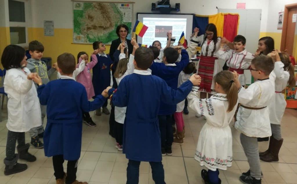 L'Unione dei Principati Romeni di Moldavia e Valacchia, festa alla Melone