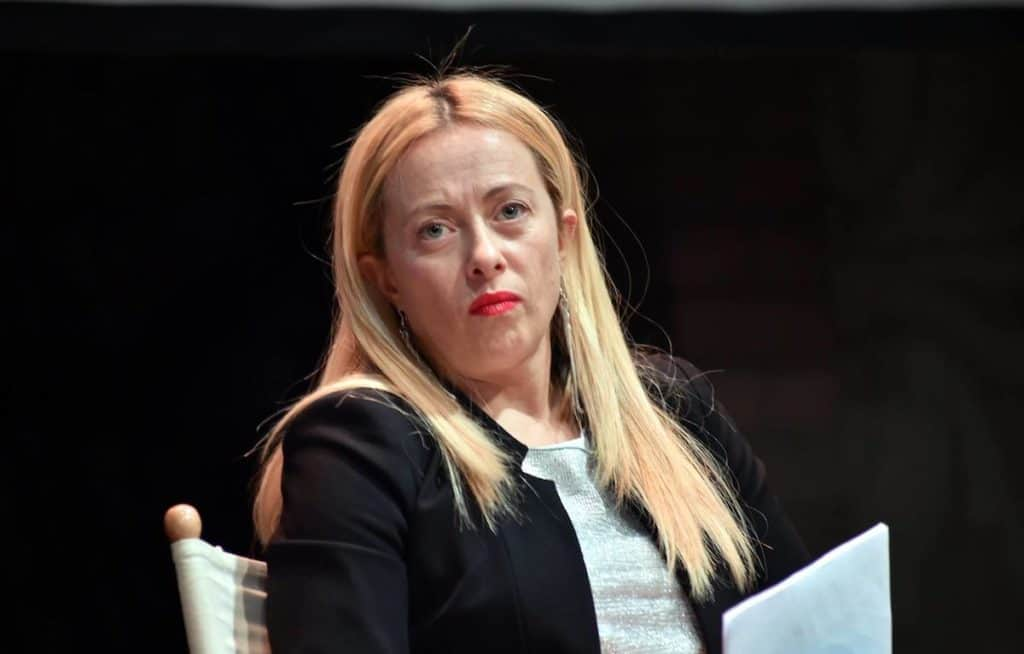 Targa Almirante, Meloni: gesti che rendono evidente la loro sconfitta