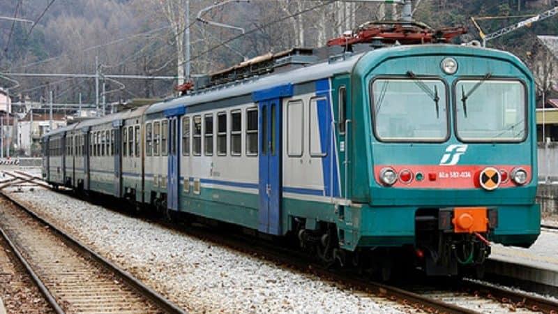 Treno salta la fermata
