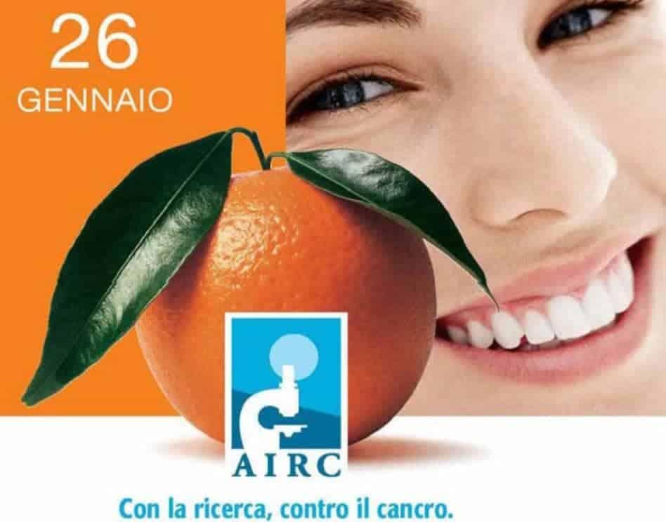 Santa Marinella, acquista oggi le Arance della Salute per la Ricerca sul Cancro