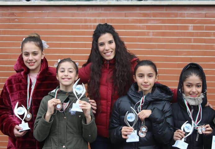 Ladispoli cresce talenti. Le piccole danzatrici del Gabbiano al concorso nazionale ''Danze Artistiche''