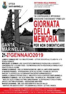 Santa Marinella, 'Le Giornate della Memoria e del Ricordo'