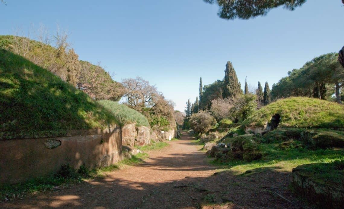 Cerveteri, domani la riapertura della Necropoli e del Museo Nazionale Caerite
