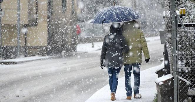 Neve ai Castelli, basse probabilità per i fiocchi sulla capitale