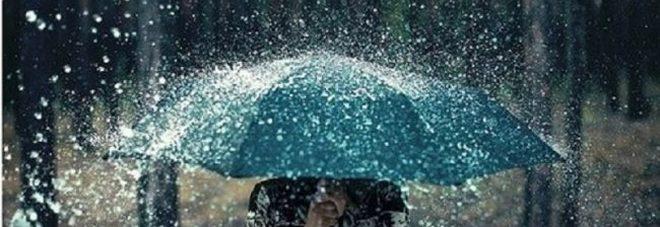 Diramata allerta meteo: in arrivo precipitazioni a carattere di rovescio o temporale