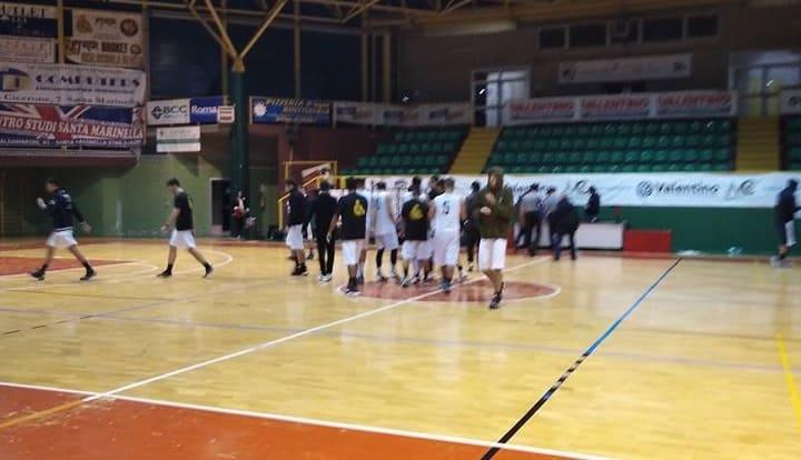 Basket. Il Pyrgi si impone sui Castelli Romani