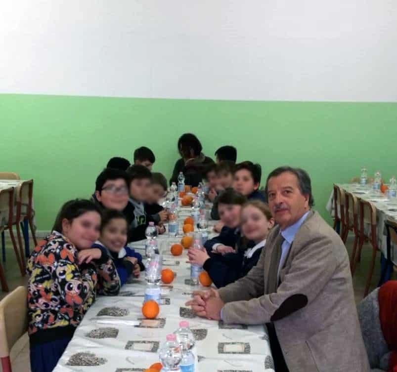 Scuola Carducci, sopralluogo a sorpresa del Sindaco Pietro Tidei