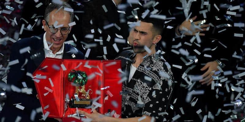 Sanremo, vince Mahmood. Sul podio Ultimo e il Volo