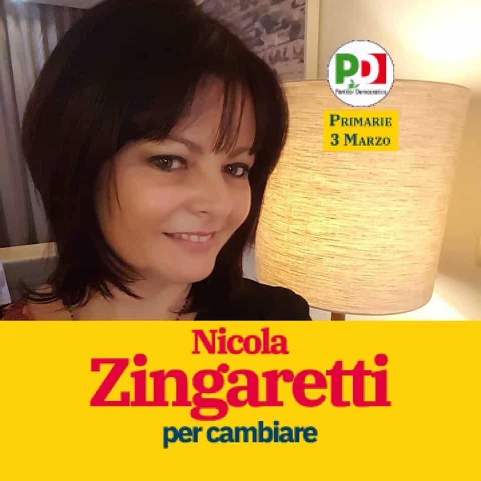 Primarie PD: Piazza Grande per Nicola Zingaretti segretario, continua l'incontro con i cittadini.