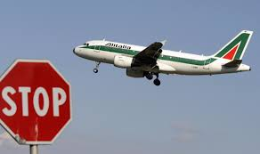 aerei sciopero