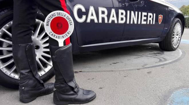 Controlli straordinari dei Carabinieri nel weekend