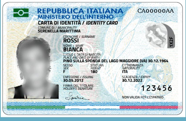 Ladispoli, si allunga l'iter per il rilascio della carta d'identità