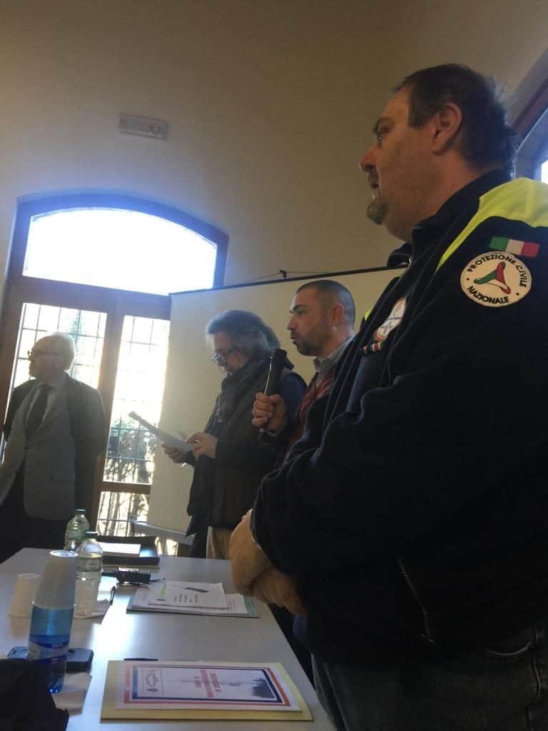 Ancora formazione per i volontari della Protezione Civile Comunale