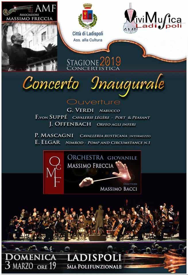 L'orchestra giovanile Massimo Freccia apre la stagione 2019