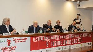 """Il Di Vittorio pronto a scendere in campo per il torneo di Calcio a 11 """"Corriere dello Sport Junior club"""""""