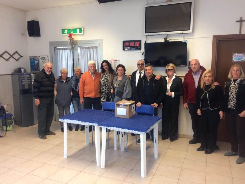 Valcanneto, un defibrillatore per il Centro Anziani