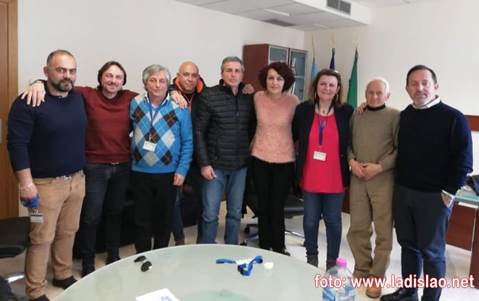 Fratelli d'Italia Ladispoli e Cerveteri convocati in regione