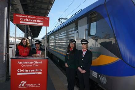 """Arriva il Civitavecchia Express, i pendolari """"incrociano"""" le dita"""