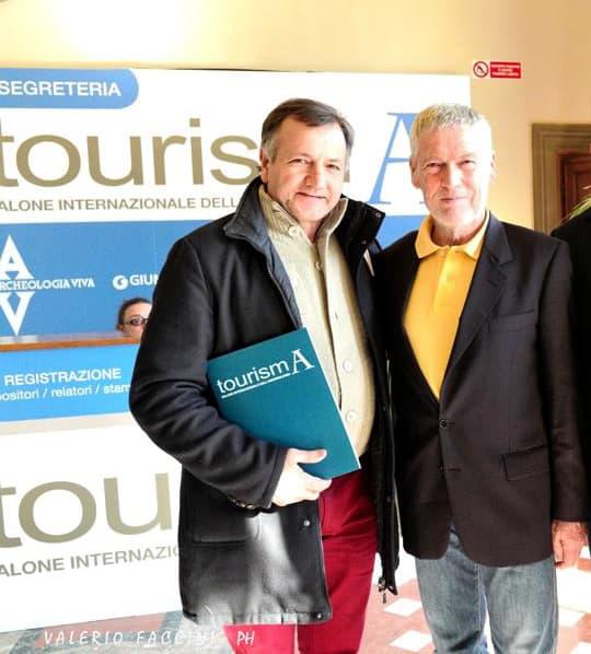 TourismA 2019, oggi il workshop di Agostino De Angelis con l'associazione ArcheoTheatron