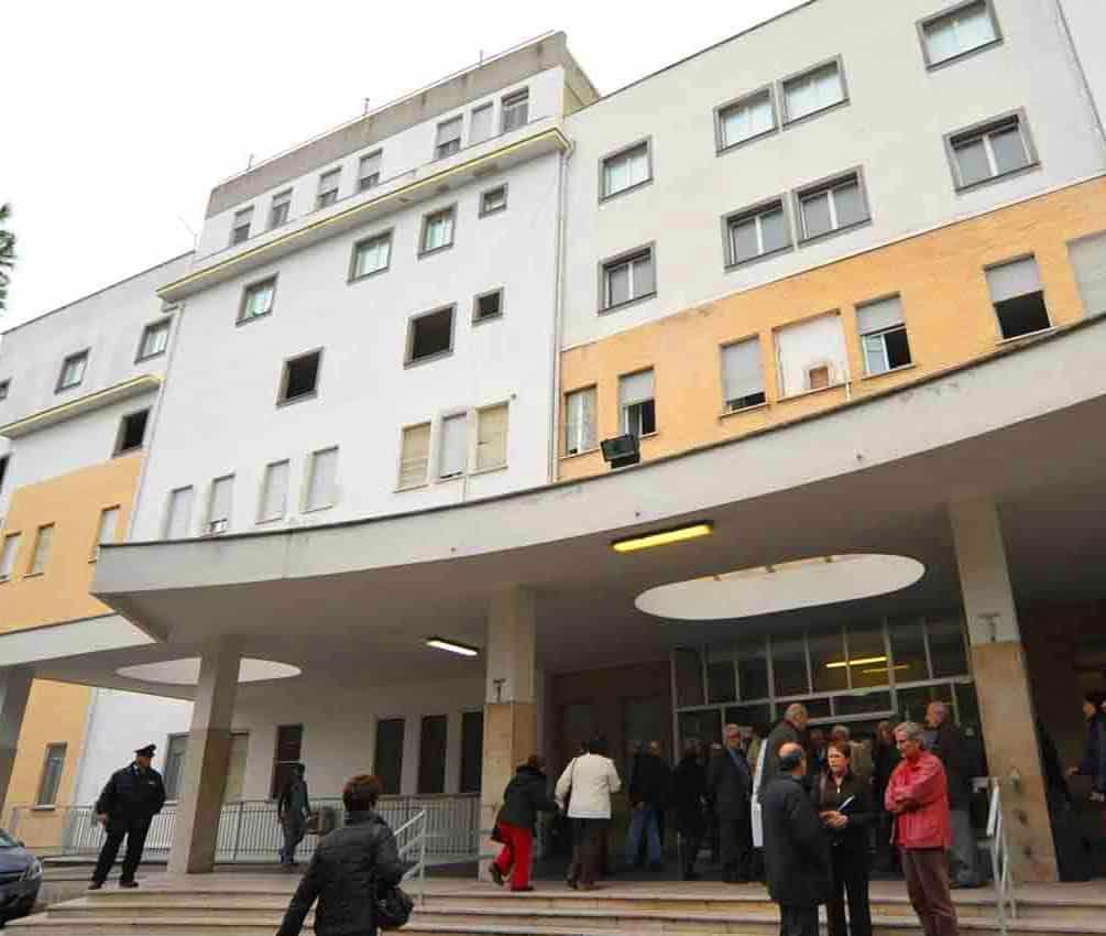 Coronavirus: riapre al San Paolo di Civitavecchia il reparto covid