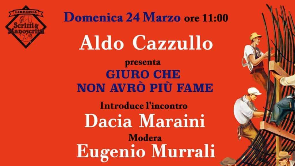 Scritti d'Autore con Aldo Cazzullo
