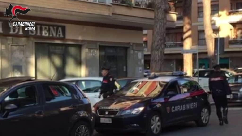 Ostia, arrestati gli autori della rapina al Monte dei Paschi di Siena