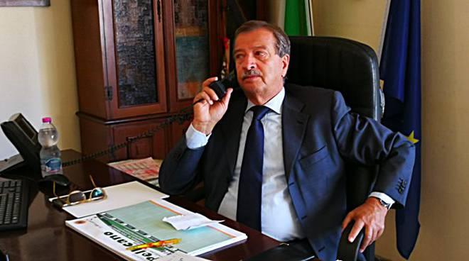 "Sindaco Tidei :""Un ultimo saluto al Maresciallo Scanu"""
