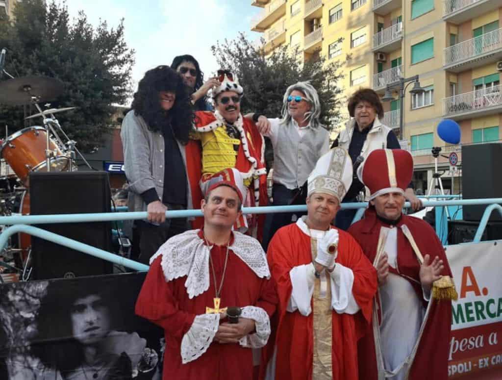 Ladispoli, bagno di folla per il Carnevale 2019