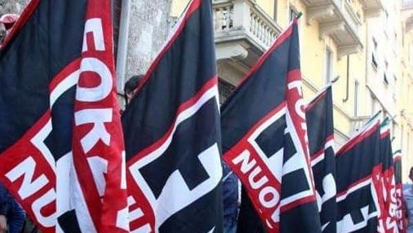 """Forza Nuova, Castellino:""""Sabato marceremo su Fiumicino"""""""