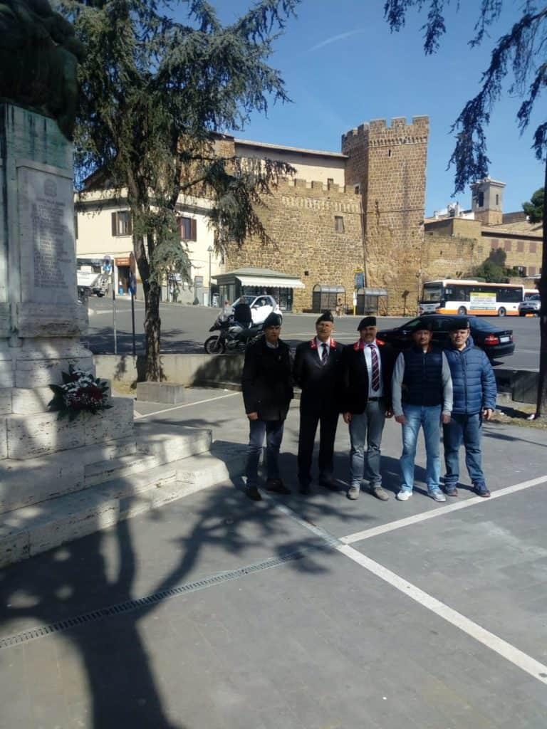 Cerveteri, ricostituita la sezione dell'associazione nazionale Granatieri di Sardegna