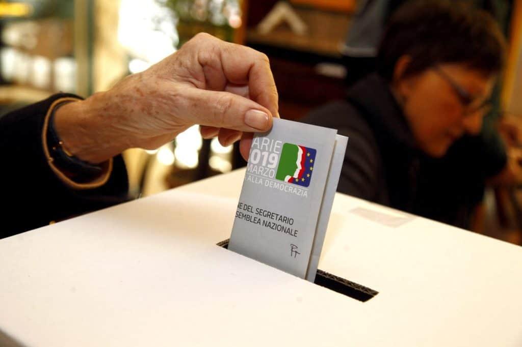 Primarie PD, a Cerveteri 773 votanti. 581 a Ladispoli