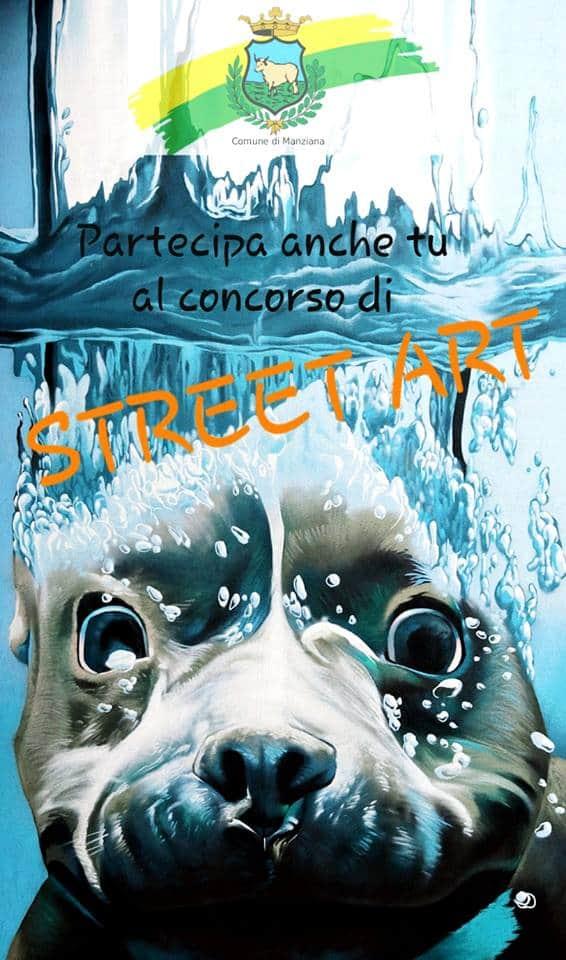 Manziana, ancora aperte le iscrizioni al concorso di Street Art