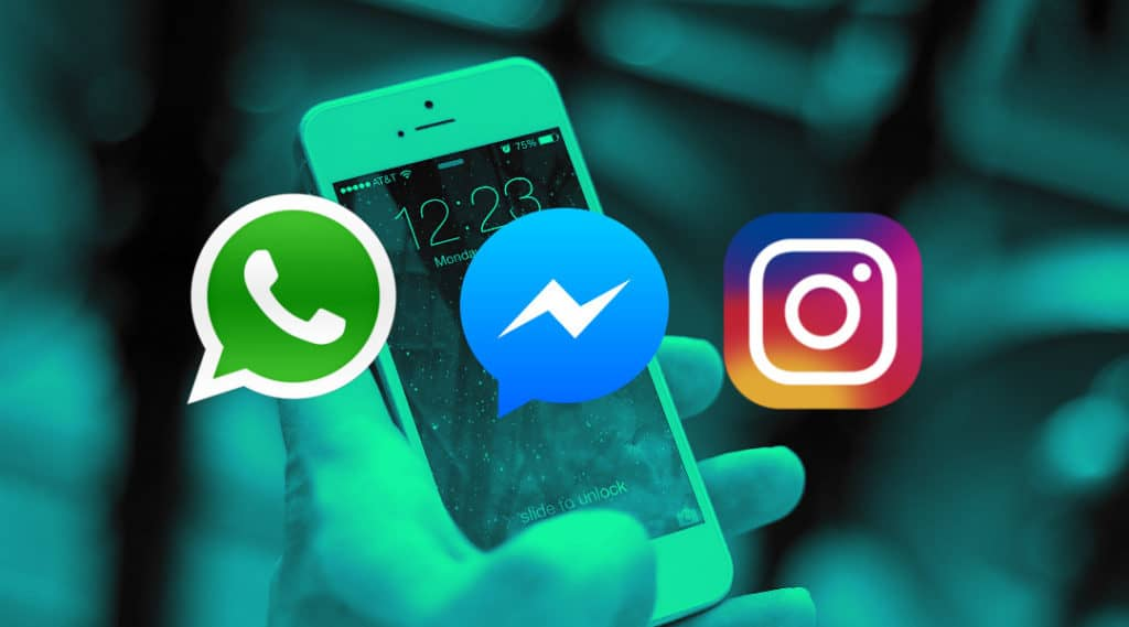 Fusione in vista per Whatsapp, Msn e Instagram