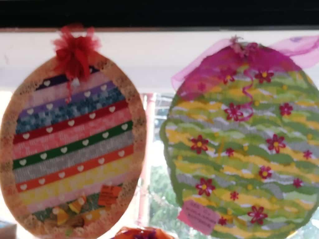 Cerveteri, una mostra di uova di Pasqua alla Cena