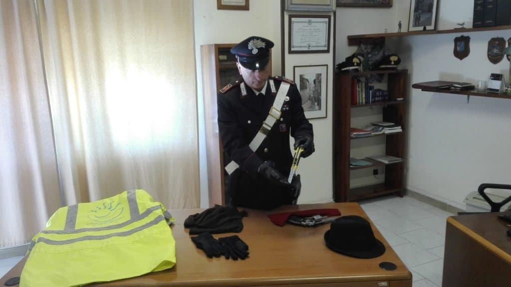 Civitavecchia, individuati ed arrestati due rapinatori seriali