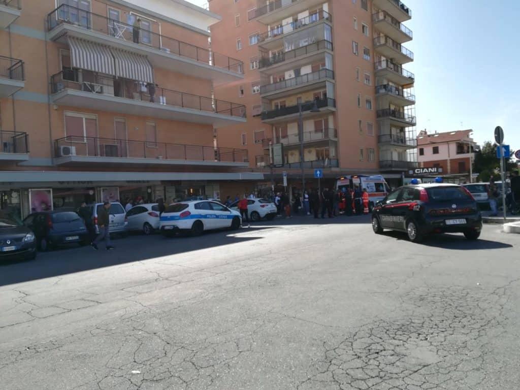 Ladispoli, litigano davanti alla Stazione: intervento delle Forze dell'ordine