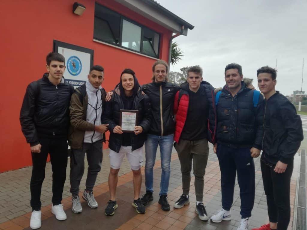 """""""Memorial Sandro Mecozzi"""": anche il Di Vittorio presente al campionato"""