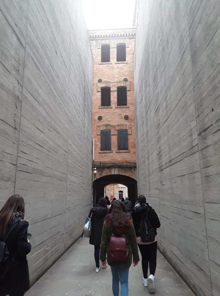L'istituto Stendhal al viaggio della Memoria