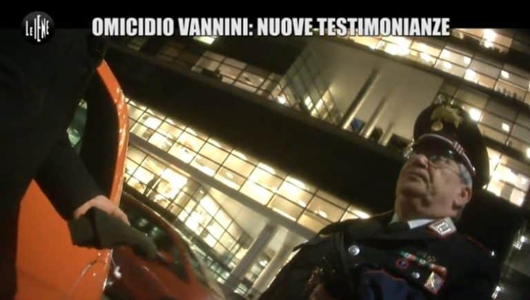 Omicidio Vannini, parla il brigadiere Amadori