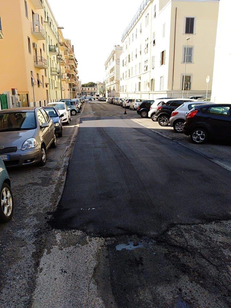 """Civitavecchia, asfaltatura strade """"sorvegliata speciale"""""""