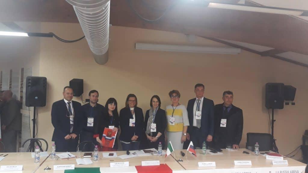 Gemellaggio Russia - Italia: Varonezh chiama Ladispoli