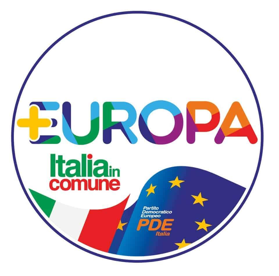 logo + europa e iic