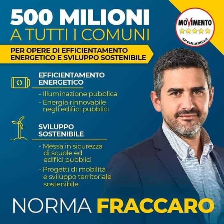 Investimenti per il territorio, 130.000 euro stanziati dal governo