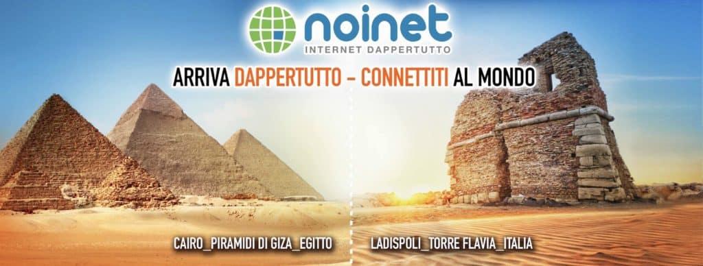 Noinet e la grande bellezza del litorale Roma nord. Al via il nuovo concept di baraondastudio.