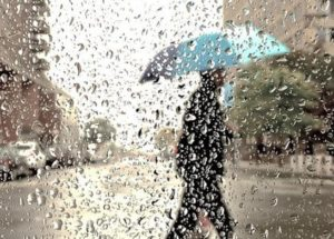 Maltempo: prevista pioggia nel weekend