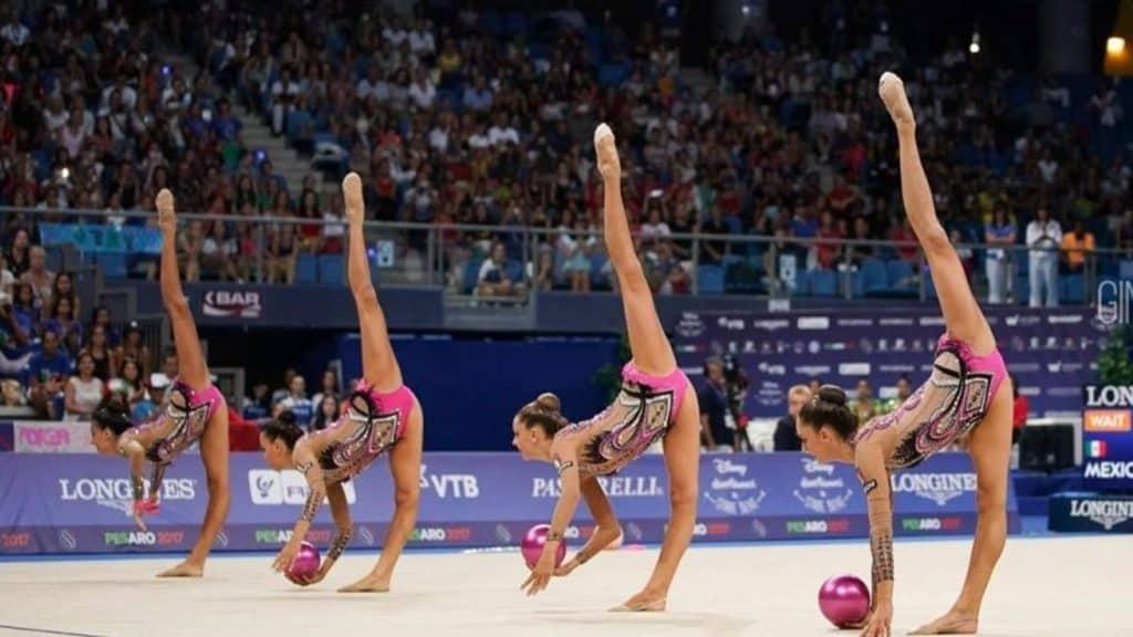 A Ostia Lido il torneo internazionale di ginnastica ritmica