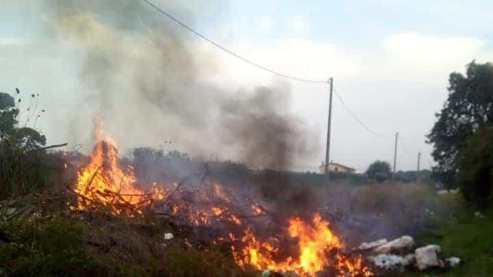 Ladispoli, ancora puzza di bruciato nell'aria
