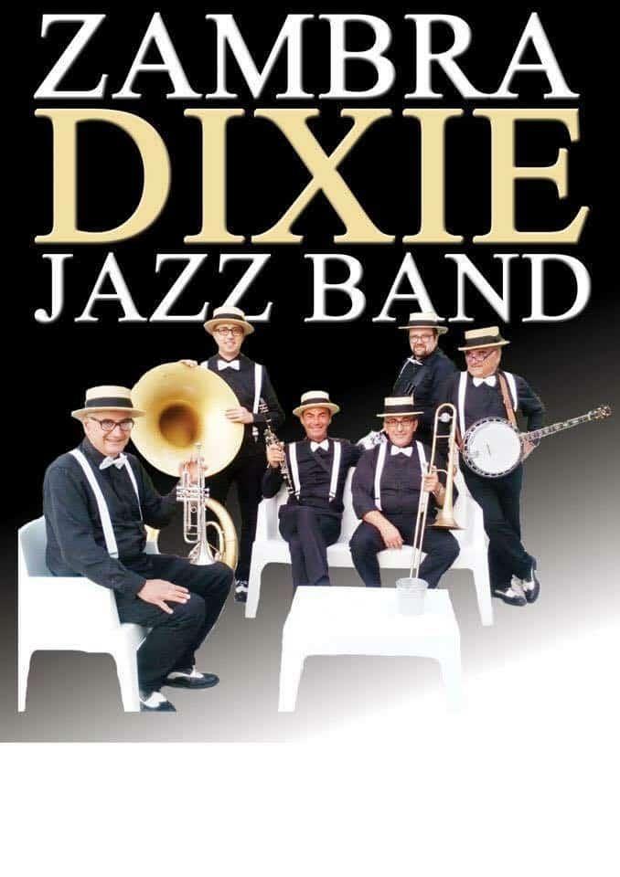 Cerveteri, il Jazz della Zambra Dixie Band alla Festa del Patrono